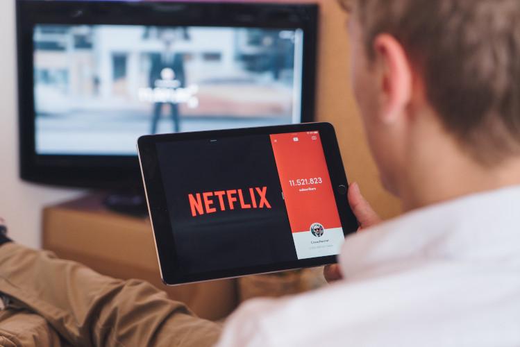 La CE et Netflix