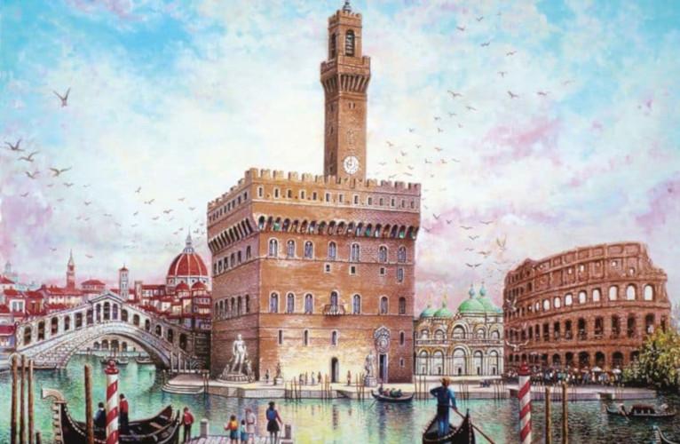 Florence et Venise